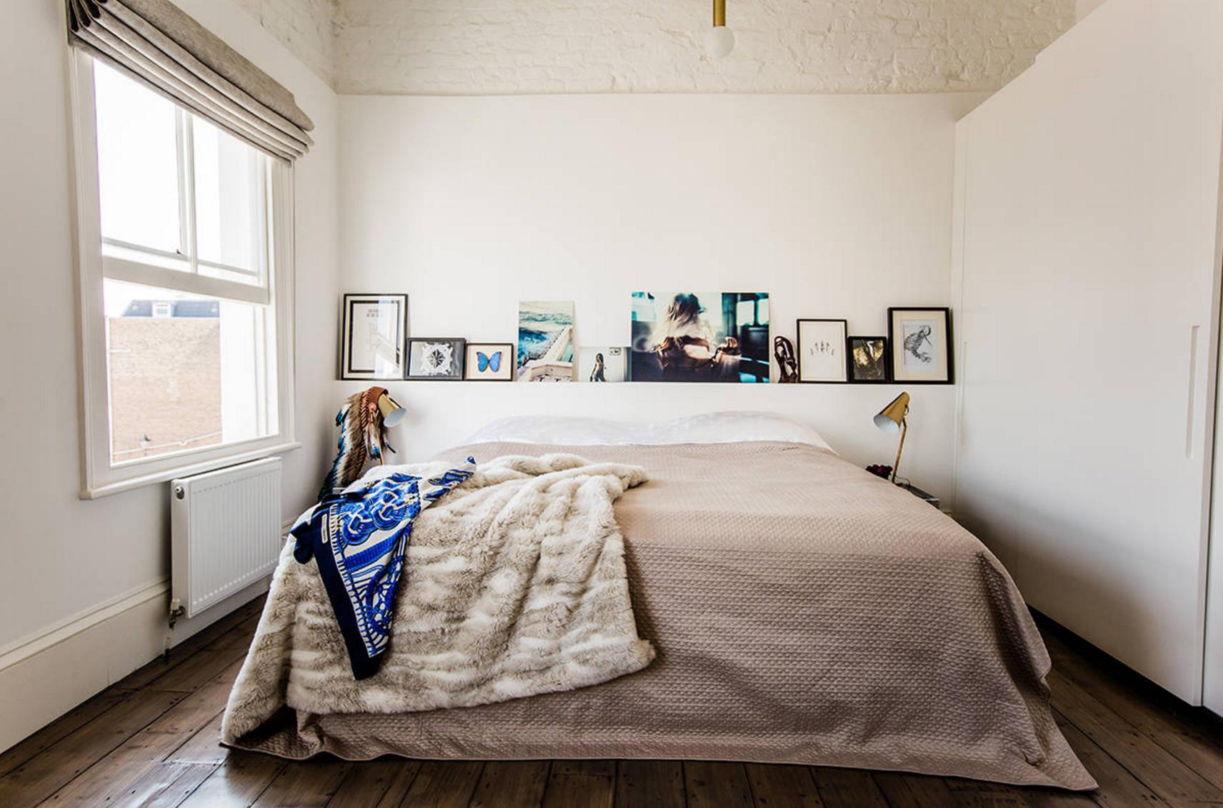 Küçük Yatak Odası Dekorasyon Fikirleri
